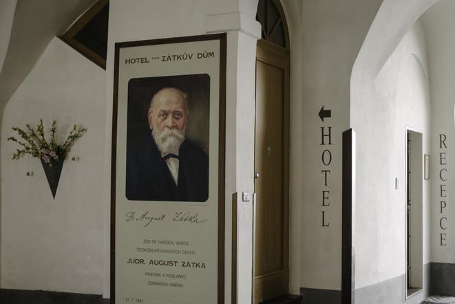 Hotel Zátkův dům foto 5