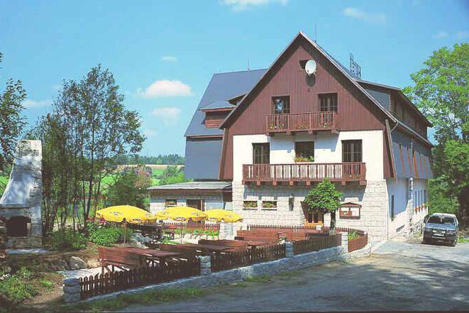 Hotel Na vyhlídce foto 1