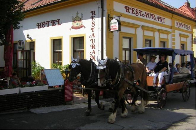 Hotel Koruna Karlštejn  foto 1