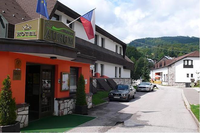 Hotel Aurum foto 1