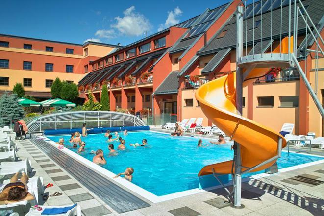 Wellness hotel PANORAMA foto 1