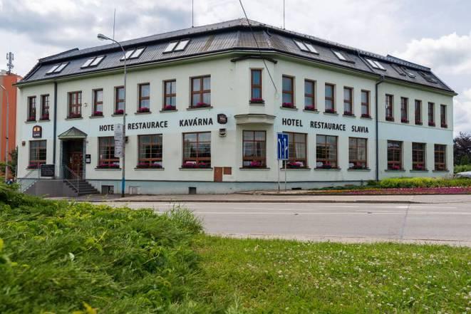 Hotel SLAVIA foto 1