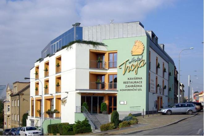 Hotel Troja foto 1