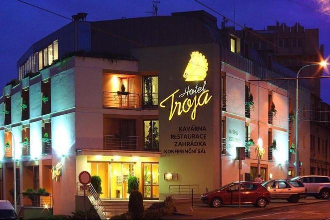 Hotel Troja foto 2