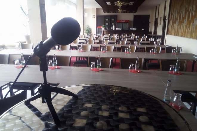 Konferenční místnots