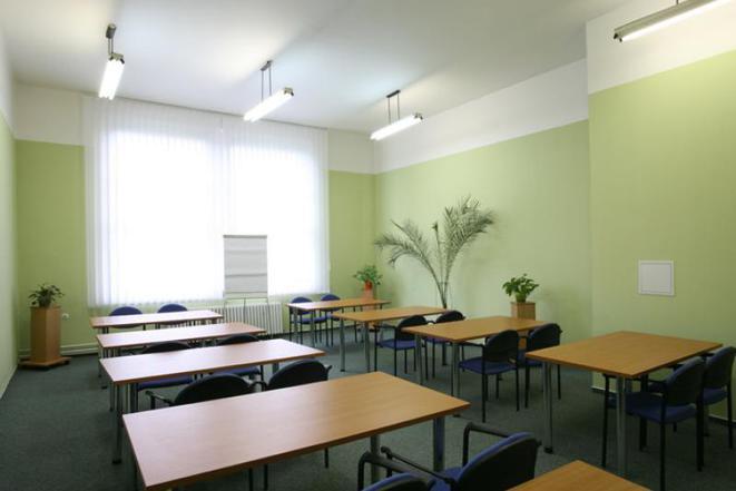 Školicí učebna