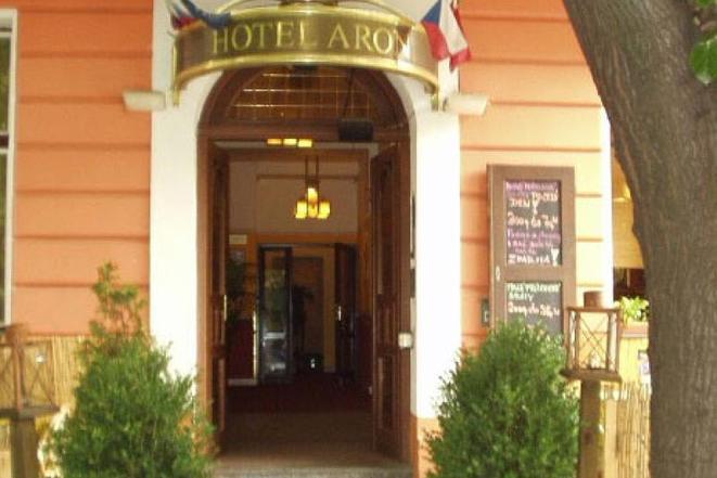 Hotel Aron foto 2