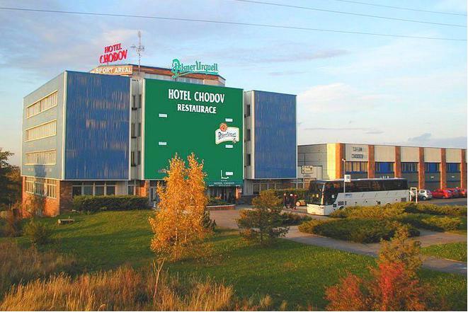 Hotel Chodov foto 1