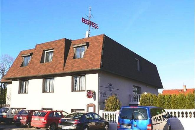 Hotel Villa - Andy foto 1