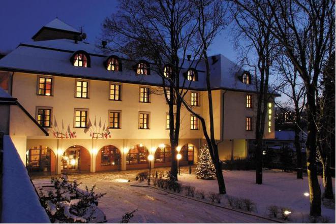 Hotel Na Zámečku foto 1