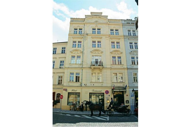 Hotel Haštal Prague Old Town foto 1