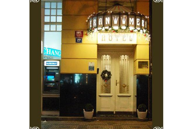 Hotel Meran foto 2