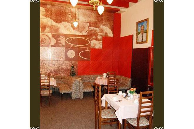 Hotel Meran foto 12