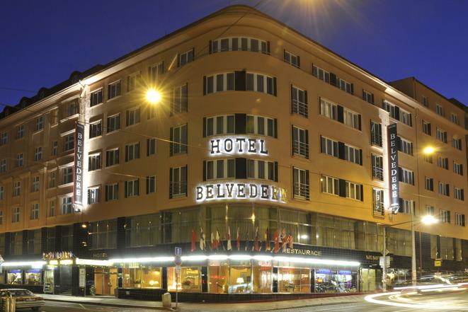 Hotel Belvedere foto 1