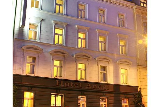 Hotel Anděl *** foto 2