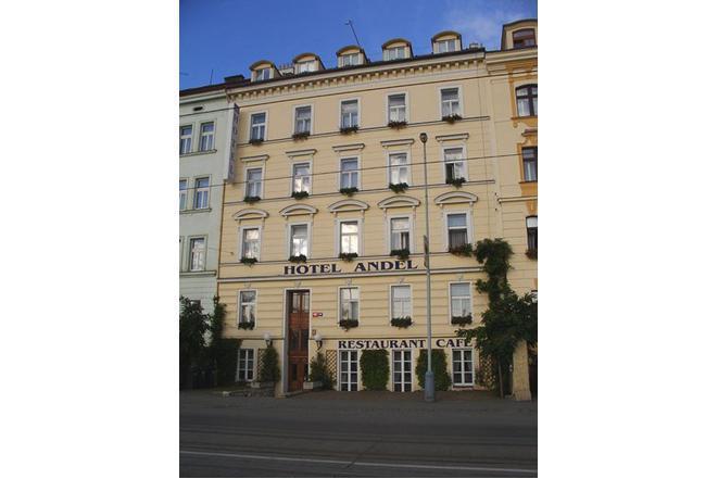Hotel Anděl *** foto 1