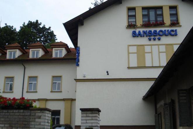 Hotel Sanssouci foto 1