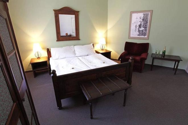 Hotel U KŘÍŽE foto 3