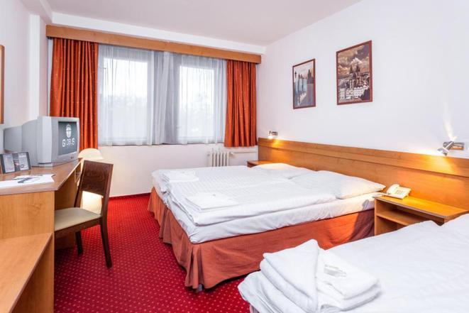 Hotel Globus foto 4