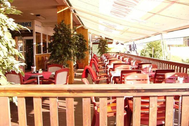 ukázka terasa restaurace