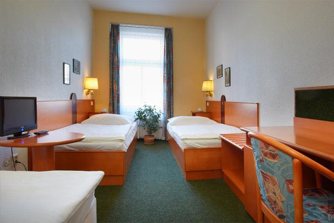 Hotel Merkur foto 4