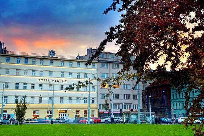 Hotel Merkur foto 1