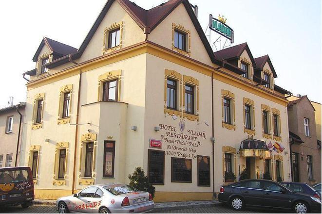 Hotel Vladař Praha foto 1