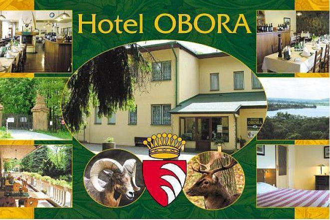 Hotel Obora Kinský foto 1
