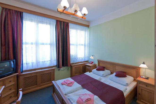 Hotel Soudek foto 4