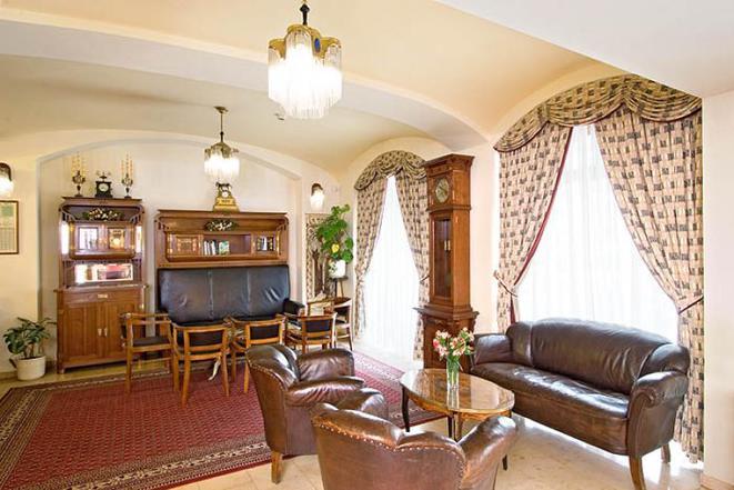 Hotel Mucha foto 2