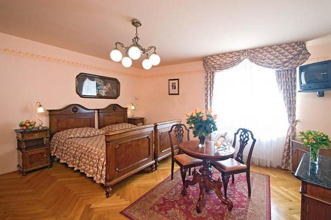 Hotel Mucha foto 3