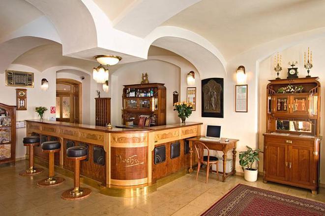 Hotel Mucha foto 6
