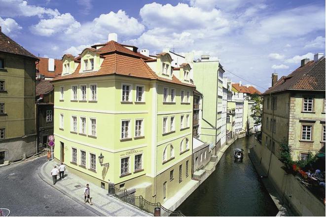 Hotel Čertovka foto 1