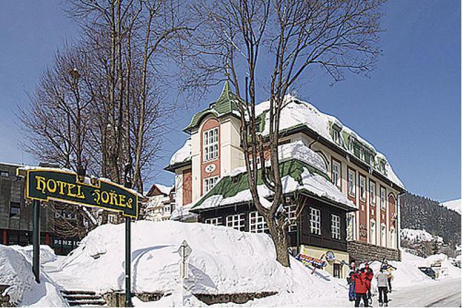 Hotel Hořec foto 1