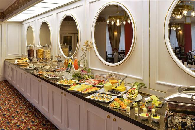 Hotel Savoy foto 2