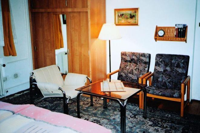 Garden pension  Villa Maria foto 2