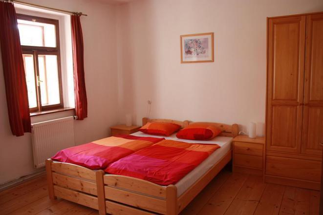 ložnice apartmánu č.4