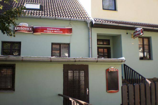 Penzion a Krušovická Pivnice foto 2