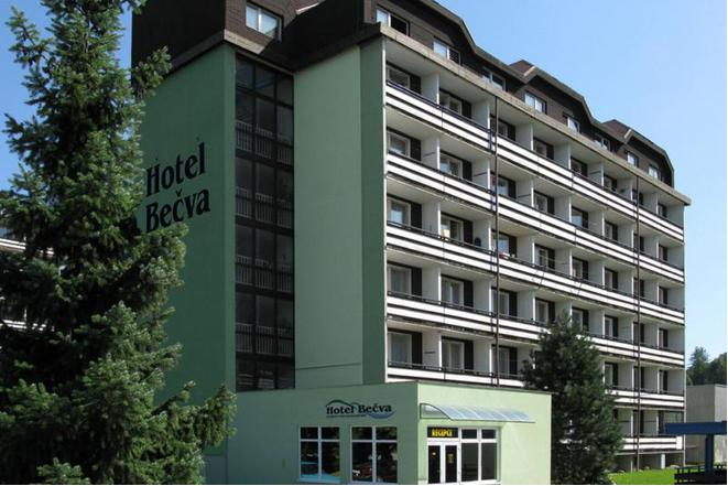 Hotel Bečva foto 1