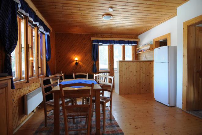 pokoj Vichřice s kuchyňkou (3+2)