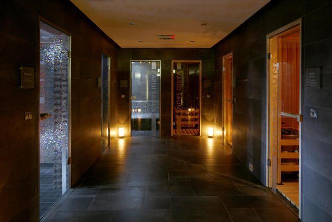 Hotel Abácie & Wellness foto 12