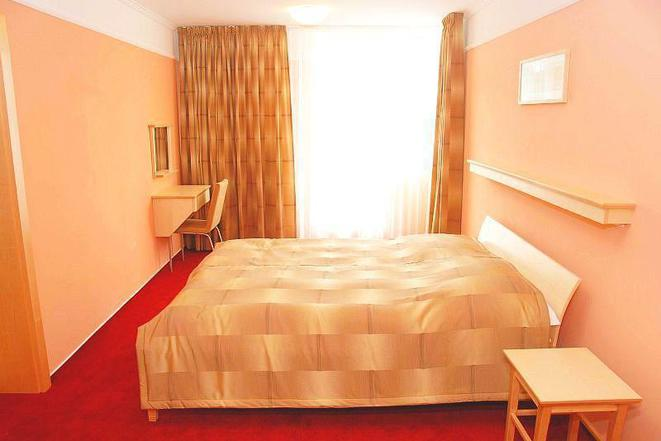 ložnice apartmá