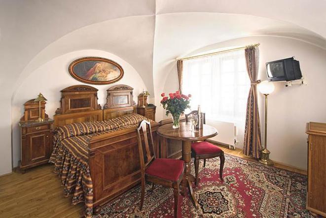 Hotel Waldstein foto 4
