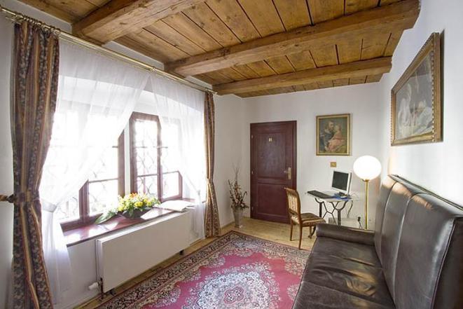 Hotel Waldstein foto 6