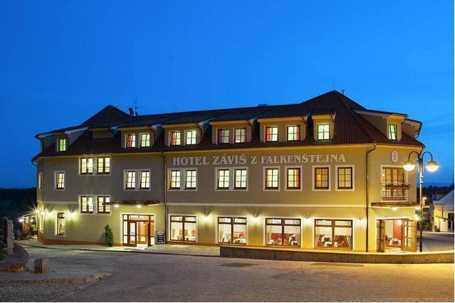 Hotel Záviš z Falkenštejna foto 1