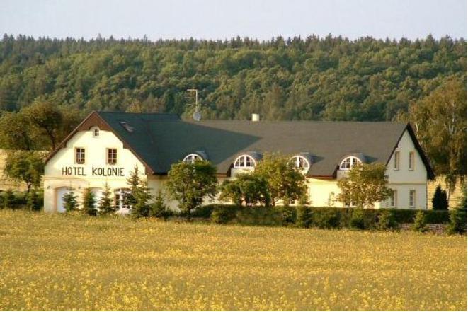 Hotel Kolonie foto 1