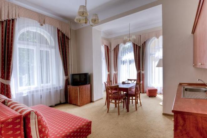 Hotel Villa Gloria foto 5