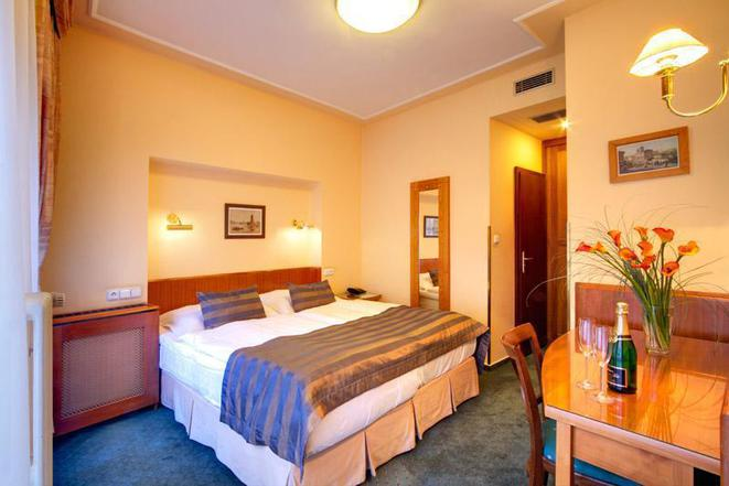 Hotel Clementin foto 3