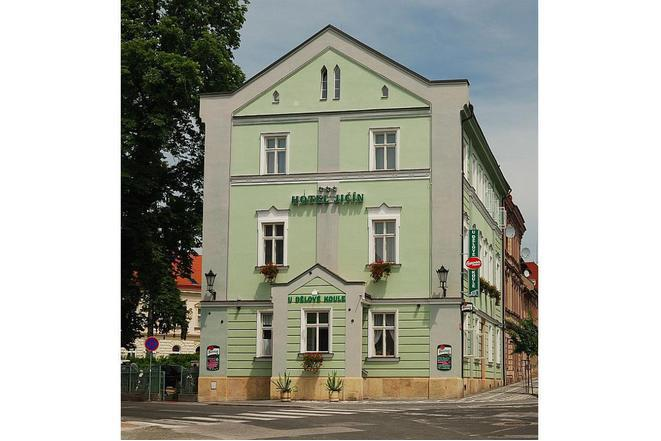 Hotel Jičín foto 1