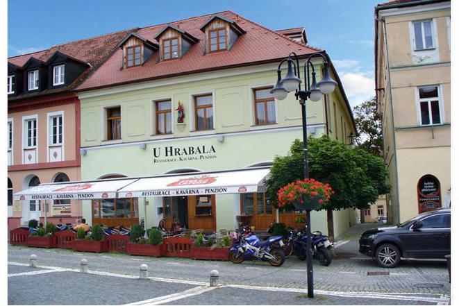Restaurace a penzion U Hrabala foto 1
